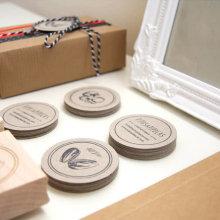 Mi Proyecto del curso Identidad visual handmade-Pipas & Pipocas. Um projeto de Br, ing e Identidade, Artesanato e Web design de Rocío Albertos Casas - 11.06.2015