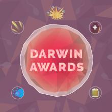 Darwin Awards - Gracias por no reproducirse. A Illustration, Graphic Design, Information Architecture & Information Design project by Xisco Cabrer - 06.13.2015