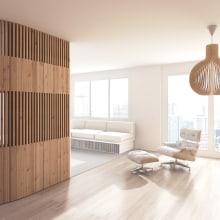 Apartment in Paris. Un progetto di Design, 3D, Architettura , e Architettura d'interni di Víctor Montes - 25.06.2015