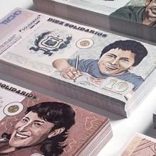 Solidarios. Un proyecto de Ilustración, Publicidad y Dirección de arte de Fer Taboada - 28.08.2014