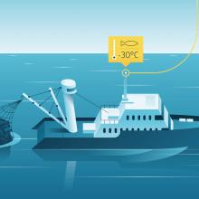 m2m Infographics. A Illustration, Kunstleitung, Grafikdesign und Informationsdesign project by Mᴧuco Sosᴧ - 30.06.2015
