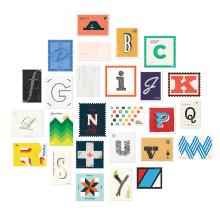 36 days of stamps. Um projeto de Design gráfico, Ilustração e Tipografia de Gonzalo Sainz Sotomayor - 05.07.2015