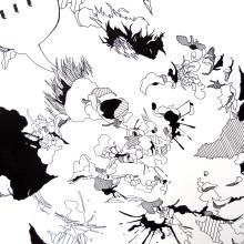 Serie Negra. Um projeto de Ilustração de Leandro Mosco - 05.07.2015