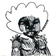 GgrawR!. Um projeto de Ilustração de Leandro Mosco - 05.07.2015
