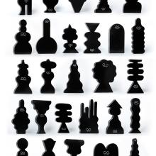 FIGURAS INKTOBER. Un proyecto de Ilustración, Diseño de personajes, Artesanía, Escultura y Diseño de juguetes de Juan Díaz-Faes - 07.07.2015