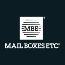 Mail Boxes Etc | Tarjetas de visita. Un progetto di Graphic Design di Marc Vilà Santín - 27.02.2015