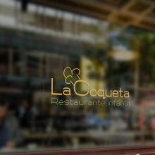 La Coqueta. Un projet de Design  et Illustration de Erika Aguilar - 06.02.2013