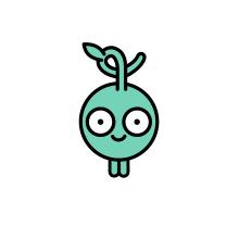 SEMILLA Espacio Creativo LOGO. Un proyecto de Diseño, Ilustración, Br, ing e Identidad y Diseño de personajes de Juan Díaz-Faes - 03.08.2015