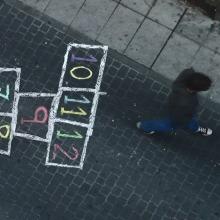 Postproducción y grafismo para videoclip. Un proyecto de Cine, vídeo, televisión, Diseño de títulos de crédito y Postproducción de Natalia Peña - 04.06.2012