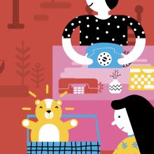 Cartel para Flea Market - Porto. A Graphic Design & Illustration project by ana seixas - 01.14.2015