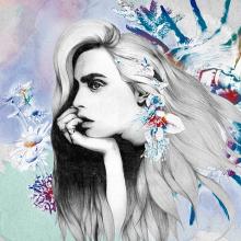 Alicia. Un proyecto de Diseño, Ilustración y Bellas Artes de Lucía Paniagua - 23.08.2015