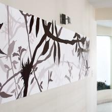 Wall painting design / Dental Plus clinic. Um projeto de Artes plásticas, Design de interiores e Pintura de Irene Cuesta - 09.05.2013