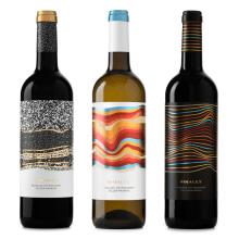 Vinos Rojalet. Um projeto de Design gráfico e Packaging de Atipus - 01.09.2015