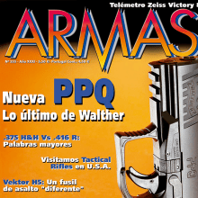 Armas (revista). A Verlagsdesign project by Sonia Rodríguez Barrera - 31.07.2006