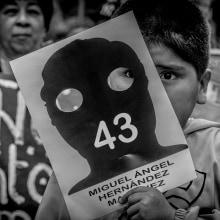 Ayotzinapa, un año después.. A Photograph, Events, and Post-production project by Carlos Jose Urquijo - 09.25.2015