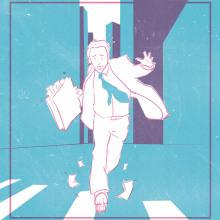 Mi Proyecto del curso Ilustración original de tu puño y tableta. Um projeto de Ilustração e Artes plásticas de Alejandro Prieto - 29.09.2015