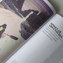 Moments Magazine. Um projeto de Design editorial e Ilustração de Carla Lucena - 29.09.2015
