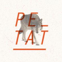 Petat. Um projeto de Design, Ilustração, Música e Áudio, Motion Graphics, Cinema, Vídeo e TV, 3D, Animação, Direção de arte, Br, ing e Identidade, Gestão de design, Design editorial, Eventos, Design de títulos de crédito, Design gráfico, Design interativo, Multimídia, Pós-produção e Vídeo de Nabú Estudio Gráfico - 30.09.2015