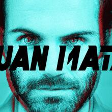 Juan Mata - Marca y cabecera canal You Tube. Un proyecto de Motion Graphics, Br e ing e Identidad de Hugo Tobío - 10.10.2015