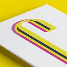 Carteles. Um projeto de Design gráfico de Pedro López - 14.10.2015