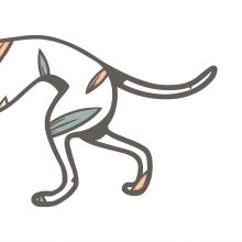 LOGO_EMPERRADOS. A Design project by marc marín - 15.10.2015
