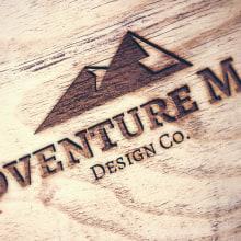Adventure Man. Um projeto de Br e ing e Identidade de Santiago Gambera - 20.10.2015