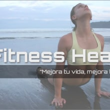 UX Fitness Health. A UI / UX project by Sonia Rodríguez Barrera - 20.10.2015