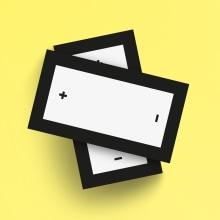 Tarjetas Instalador Eléctrico. Um projeto de Design gráfico de Pedro López - 09.05.2012