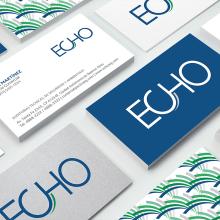 Branding | ECHO Auditorias ambientales. Um projeto de Br, ing e Identidade e Web design de Ale Frances - 01.11.2015