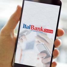 ITALBANK ONLINE MOVIL. Un proyecto de Diseño y UI / UX de Joel Astete - 04.11.2015