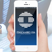 ITALCAMBIO USA. Un proyecto de Br, ing e Identidad y Desarrollo Web de Joel Astete - 30.06.2015