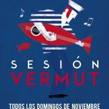 Sesión vermut La Botería. Um projeto de Design gráfico e Ilustração de i g l o o - 06.11.2015