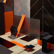 AD Spatial Materials. Um projeto de Instalações, Fotografia e Design de interiores de Paloma Rincón - 08.11.2015