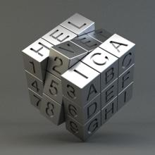 Helvetica rubik. A Spieldesign, Grafikdesign, T und pografie project by Txaber Mentxaka - 21.11.2015