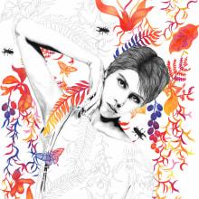 Vega. Un proyecto de Diseño, Ilustración, Moda, Bellas Artes y Diseño de interiores de Lucía Paniagua - 28.09.2015