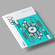 99U Magazine. Um projeto de Design gráfico e Ilustração de Atipus - 02.12.2015