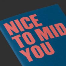 MID. Mercado Ideas Diseño. Um projeto de Design editorial e Design gráfico de Atipus - 02.12.2015