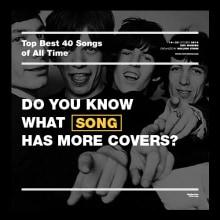 Top Best 40 Songs of All Time - Corporate Identity. Un proyecto de Br, ing e Identidad, Dirección de arte y Diseño gráfico de Dario Trapasso - 02.12.2015
