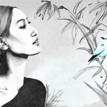 Mei. Un proyecto de Diseño, Ilustración, Dirección de arte y Bellas Artes de Lucía Paniagua - 07.12.2015