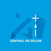 Zentral de Ziclos. Un proyecto de Diseño, Publicidad, Dirección de arte, Br, ing e Identidad, Eventos y Diseño gráfico de Alejandro Mazuelas Kamiruaga - 09.10.2015