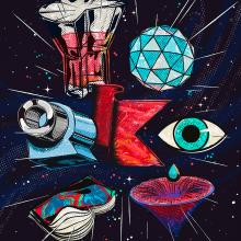 Portada Yorokobu. Um projeto de Caligrafia, Design gráfico e Ilustração de Gonzalo Sainz Sotomayor - 22.12.2015