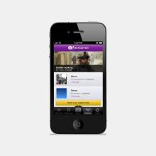 Yahoo! Reporter. Un proyecto de UI / UX y Diseño interactivo de Javier 'Simón' Cuello - 27.12.2015