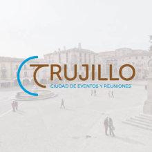 TRUJILLO Ciudad de Eventos y Reuniones. Um projeto de Br, ing e Identidade e Design gráfico de Sara Palacino Suelves - 11.01.2016