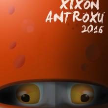 Antroxu Xixón/Carnaval Gijón 2016: Pero, ¿quién ye esti?. Un proyecto de Diseño, Diseño gráfico e Ilustración de Alejandro Mazuelas Kamiruaga - 07.01.2016