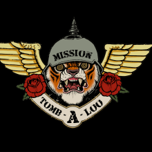 Intro Preview Missión Tomb-a-loo . Un proyecto de Televisión de Paco Serén - 24.01.2016