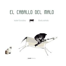 El caballo del malo. Um projeto de Ilustração de Raquel Fernández ( EFEALCUADRADO) - 12.02.2014