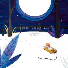 El niño al que se le murió el amigo. A Illustration, and Editorial Design project by Esther Bernal - 01.27.2016