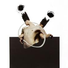 Collage - Bodies. Um projeto de Direção de arte, Artes plásticas e Colagem de Laura Baena - 28.01.2016