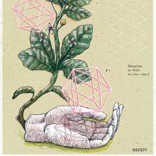 Terrarivm. A Design, Fine Art, and Graphic Design project by Dani Cambeiro - 08.31.2014