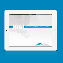 App Idal. Un proyecto de Dirección de arte, Diseño gráfico y Diseño Web de pcarpena - 01.02.2016